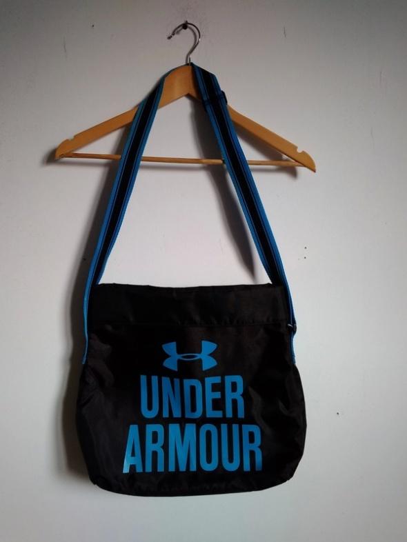 Torebki na co dzień Torba sportowa siłownia fitness Under Armour