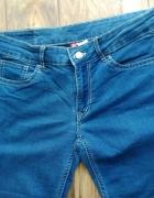 Jeansy spodnie skinny M H&M nowe