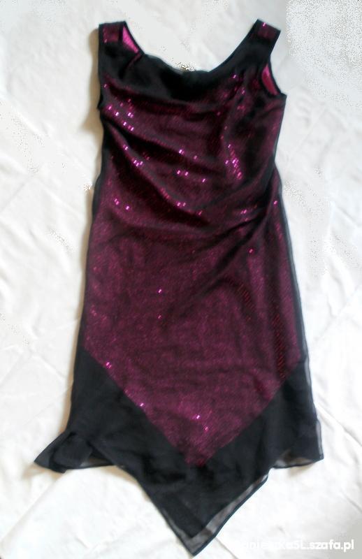 Sukienka wieczorowa sylwestrowa C&A Yessica