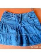 Spódniczka jeans Oasis...