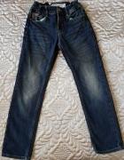 Jeansy chłopięce Lindex 134...