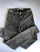 Jegginsy marmurki Zara 34 XS...