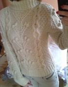 sweter ecri 36 S