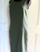 Elegancka biurowa sukienka r M