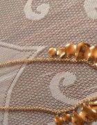 naszyjnik w kolorze złota