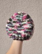 H&M czapka beanie kolorowa...