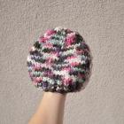 H&M czapka beanie kolorowa