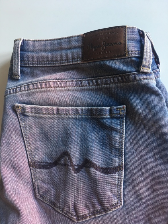 Rurki Pepe Jeans...