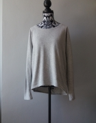 Idealny szary sweterek M...