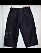Spodnie z metalicznym połyskiem M Inscene