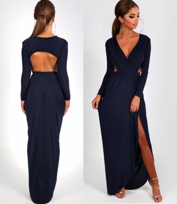 Sukienka ivvi S 36 czarna