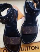 Sandały Lv Louis Vuitton...
