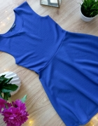 Sukienka Atmosphere kobaltowa chabrowa