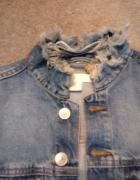 jeansowa kurtka 44...