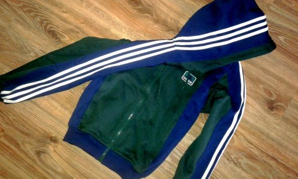 Bluzy Adidas dresowa z kapturem 36