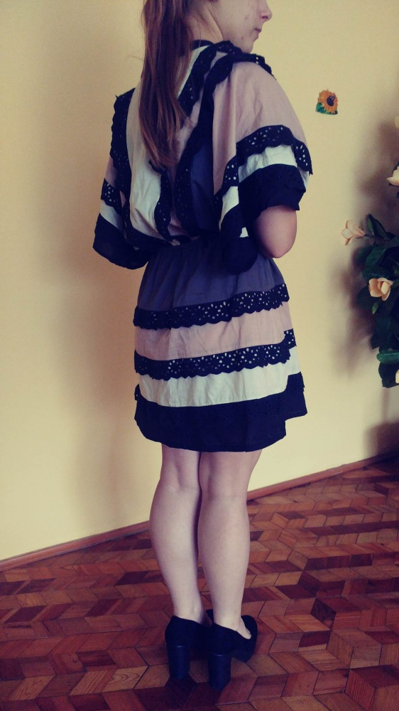 Sukienka lub tunika boho