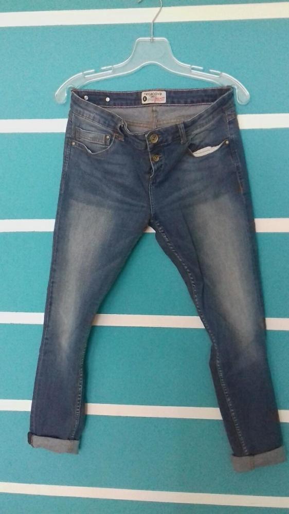 Jeansy Terranova rozmiar XL...