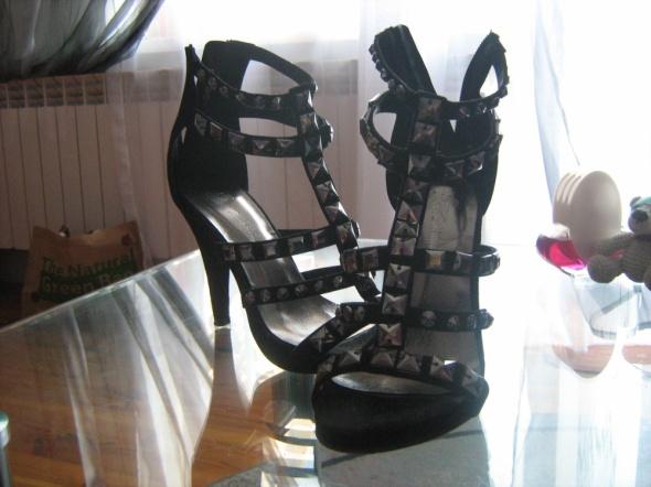 Sandały gladiatorki 36...