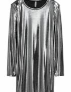 Poszukuję Metaliczna sukienka lub tunika...