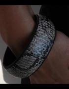 bransoletka z wężowym motywem