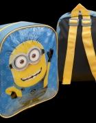 Plecak dla przedszkolaka MINIONKI