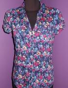 Tally Weijl XS S koszula w kwiaty