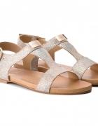 Sandały Lasocki beżowe