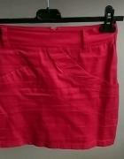 Spódniczka mini czerwona...