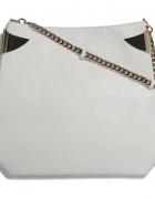 Biała torba MOHITO