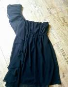 Czarna sukienka Vila