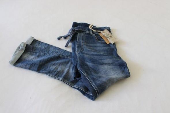 Spodnie spodnie jeansowe jogging rurki s