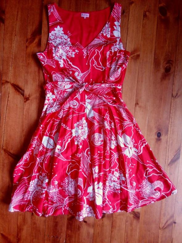 Suknie i sukienki Sukienka pin up 42