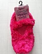 Super kapcie Slipper socks prosto z Anglii