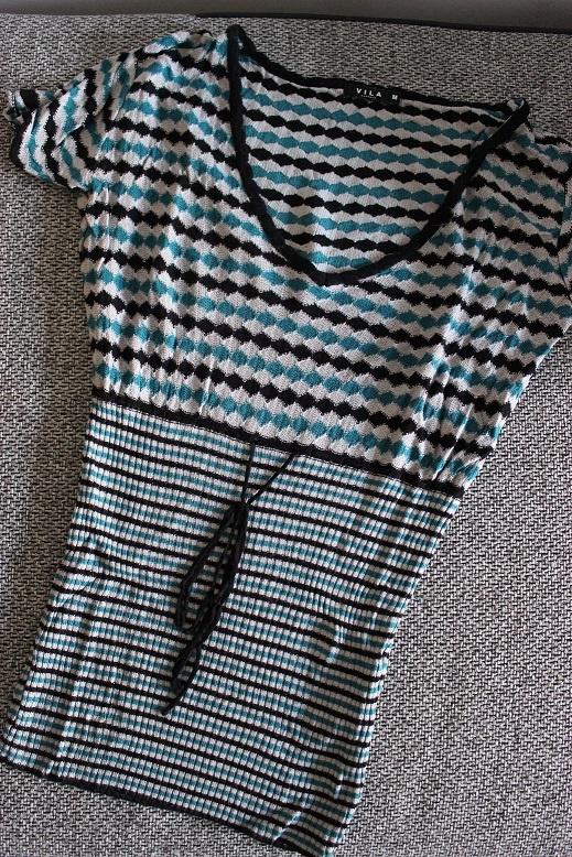Bluzka sweter z krótkim rękawem VILA...