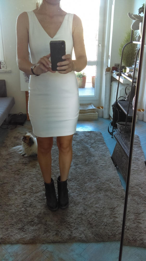 Sukienki Zara Basic...