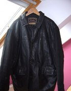 męska kurtka Eddys leather M L