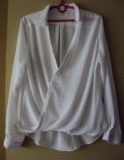 zakładana biała bluzeczka