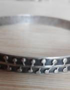 srebrna bransoleta Rytosztuka srebro próby 3