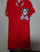 Czerwona koszula nocna Vinetta Secret S36