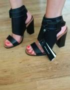 Nowe sandały na słupku mohito...
