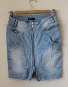 spódniczka jeansowa sisterS point s