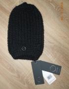 nowa czarna czapka krasnal by Baczyńka