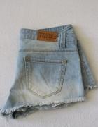 spodenki jeansowe Toxik 3 m