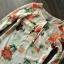 h&m mgiełka w kwiaty z kieszeniami floral 36...