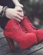 czerwone Lity deezee...