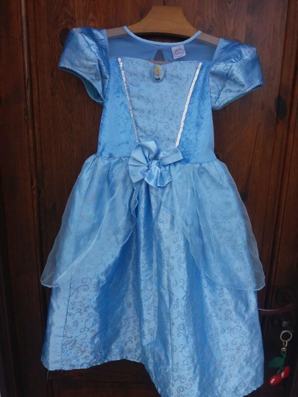 Orginalna sukienka Barbie 6 7 lat