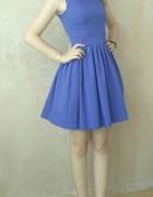 chabrowa sukienka terry