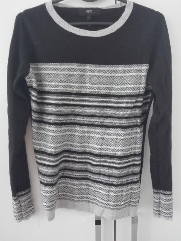 Swetry sweterek wzory next