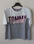 Bawełniana koszulka Tommy Hilfiger m...