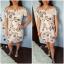 Sukienka Damska w kwiatki zwiewna hiszpanka rozmiar 384042...